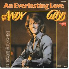 ANDY GIBB - An Everlasting Love - GERMAN ISSUE - EX CON - Bee Gees - *LISTEN*