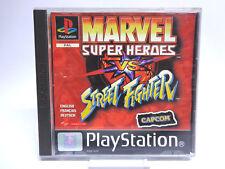 Playstation 1 jeu-Marvel Super Heroes VS Street Fighter (dans NEUF dans sa boîte) (PAL) 11106814