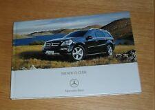 Mercedes GL Class Hardback Brochure 2006 - GL320 CDI GL420 CDI GL500