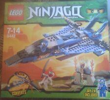 LEGO NINJAGO-9442-JAY'S STORMFIGHTER-8/14 ANS-NEUF SCELLE