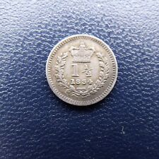 More details for 1834 three half pence william iv