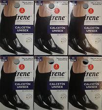 12 pares de calcetines de vestir ejecutivos. Hombre. Marrón. Talla 40 / 48