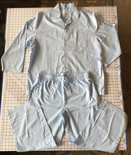 Goodfellow Sleep Set Pajamas Mens Blue L/M