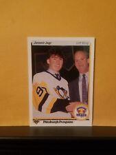 1990-91 Upper Deck #356 Jaromir Jagr Rookie Card Pittsburgh Penguins