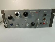 Sanborn 150-400 Power Supply & 150-1800 Stabilized DC Preamplifier - Many Tubes!