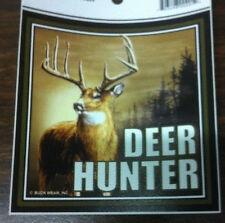 "4"" Decal Vinyl Sticker Deer Hunter"