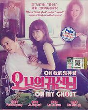 Oh My Ghost Korean Drama DVD with Good English Subtitle