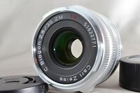 =Top Mint= Carl Zeiss C Biogon T* 35mm F/2.8 Prime Lens ZM Leica M Mount *164