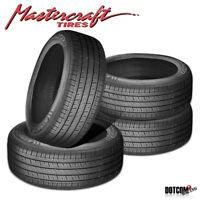 4 X New Mastercraft STRATUS AS 205/70R15 96T Tires