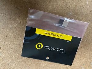 CycleOps ANT+ USB Mini Dongle NEW