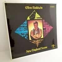 Clive Baldwin New England Scene LP EUC