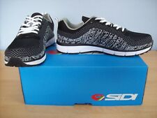 Shoes Sidi Gossip Designer Trainer Sneaker Black Grey EU Size 44 New Boxed +Tag