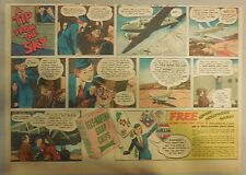 Fels-Naptha Soap Ad: A Tip From The Sky!  from 1930's with Hollywood Hankey