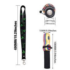 Hang Rope Strap Hookah Mouthpieces Shisha Silicone & Wood Mouth Tip Hookah HU