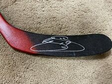 JOE SAKIC 06'07 Signed Colorado Avalanche Game Used Hockey Stick NHL COA