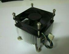 DISIPADOR VENTILADOR CPU SOCKET 775 CONECTOR 4 PIN INCLUYE SOPORTE INFERIOR