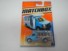 Matchbox City Action GMC Bus #62
