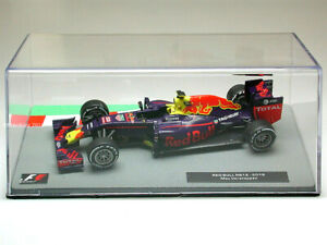 MAX VERSTAPPEN Red Bull RB12 - F1 Car 2016 - Collectable Model - 1:43 Scale