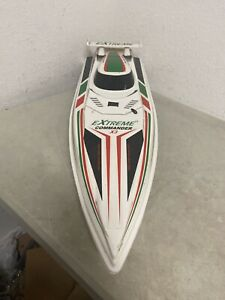 Rc Boat. Extreme Commander X3 Non Tested
