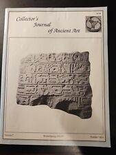 Malter Galleries Collector's Journal of Ancient Art Winter/Spring 1992-1993