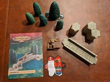 HEROSCAPE Road To The Forgotten Forest - Complete with Figurine, Tiles and Trees