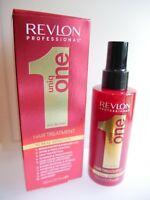 REVLON PROFESSIONAL Traitement capillaire 10 Uniq One répare cheveux secs abimés