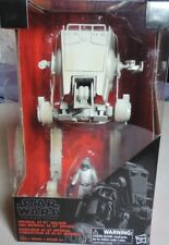 "STAR WARS THE BLACK SERIES - IMPERIAL AT-ST WITH DRIVER 3,75""   Ovp/ moc"