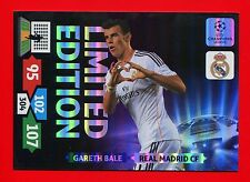 CHAMPIONS LEAGUE 2013-14 Panini - XXL Card Limited Edition - BALE - REAL MADRID