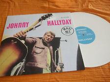 spécial week-end anniversaire Johnny Hallyday  vinyle blanc