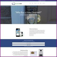 VIDEO DOORBELL Website Business For Sale|Earn $85.36 A SALE|FREE Domain|HOSTING