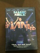 Magic Mike Channing Tatum Alex Pettyfer Matt Bomer Joe Manganiello DVD Movie