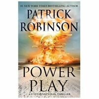 Power Play by Patrick Robinson (2013, Paperback)