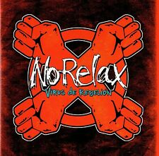 NO RELAX - VIRUS DE REBELION CD (2006) SPANIEN / ITALIEN PUNK / FEMALE VOICE