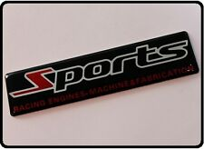 Coche deportivo Insignia emblema Corsa Astra Vectra punto 206 Swift Clio Megane A3 (85)