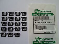 FORD MUSTANG REAR WINDOW SEAL CLIP KIT 1964 1965 1966 1967 1968