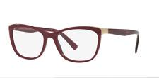 Versace Cat-Eye Eyeglasses VE3255 5263 54mm  Violet / Demo Lens Optical Frame