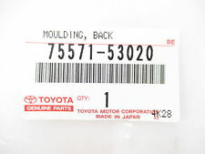 Genuine OEM Lexus 75571-53020 Back Glass Reveal Molding 08-14 IS F 06-14 IS250