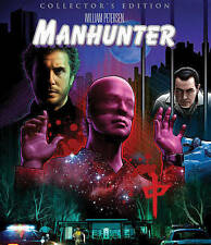 Manhunter Blu-ray Disc, 2016, 2-Disc Set, Collectors Edition