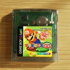 MARIO TENNIS GB GBC Gameboy Game Boy Color from Japan NINTENDO
