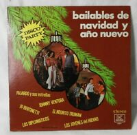 BAILABLES DE NAVIDAD Y ANO NUENO (VARIOUS) 1972 (Kubaney/464) SALSA VG+/VG+!!