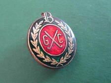 Brisbane Golf Club Badge Maker AJ Parkes