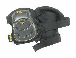 CLC Work Gear 7.37 in. L x 4.5 in. W Foam Knee Pads Black