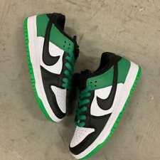 New Deadstock Men's Nike SB Dunk Low Classic Green 8 UK 9 US in Hand DSWT #1