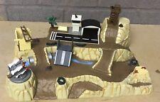 VINTAGE MICRO MACHINE BATTLE ZONE WOLF RIDGE BATTLEGROUND 1991 COMPLETE
