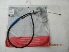 FORD GRANADA Mk3 2.9 Clutch Cable 86 to 88 B/&B 6172086 Top Quality Replacement
