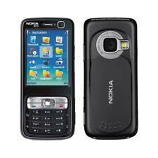 TELEFONO CELLULARE NOKIA N73 NERO BLACK 3G UMTS BLUETOOTH FOTOCAMERA GPS-