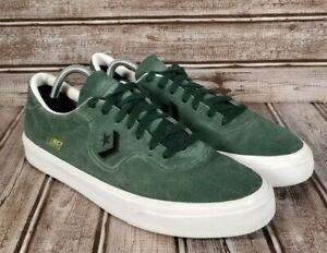CONVERSE Louie Lopez Pro Ox Cons Men's 10.5 Green Skate Shoes Sneakers 166011C