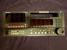 Used Alesis M20 20 bit 8 track Adat II Pro Digital Audio Recorder Face Plate