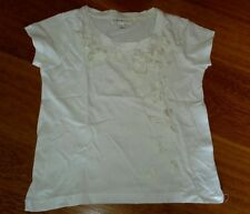 Girls size 4-5 Witchery white top