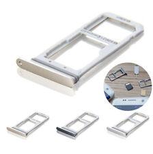 Dual SIM Card Tray Holder Insert For Samsung Galaxy S7 Edge G9300 G9350 top